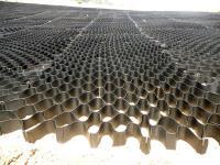 Полимерная георешетка 10КВ.М (1,96*5,1М) черная