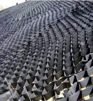 ОР/СО 10/210/т1,2 Полимерная георешетка 2,75*6М черная