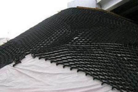 ОР/СО 10/210/т1,2 Георешетка объемная трехмерная 2,75*6М черная