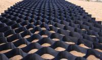 ОР/СН 10/410/т.1,5 Укрепляющая георешетка 2,5*10,5М черная,высота 10 см