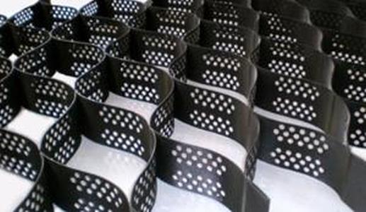 ОР/С-20/210/т.1,5 Укрепляющая георешетка 2,75*6М черная