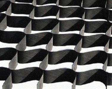 ОР/СН 20/160/т.1,5 СН Полимерная георешетка  2,4*5,25М черная высота 20 см