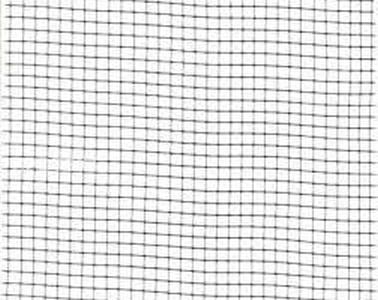 Пластиковая сетка У-6 Универсал-S  2х100м черная