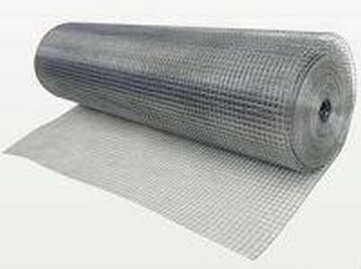Штукатурная сетка пластиковая С-6 1*30м (Серая)