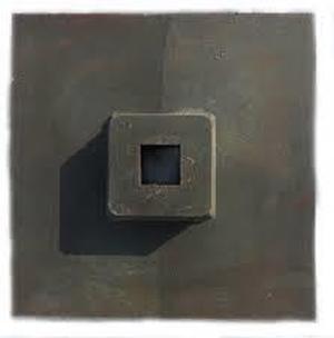 Подставка полимерная для вехи 0,33*0,33*0,06