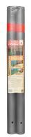 Парковочный столбик ограждения 1,1м (комплект 2шт) серый