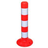 Столбик сигнальный дорожный пластиковый 0,48 м
