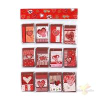 Комплект открыток с конвертами из 120 шт.11*7 см.