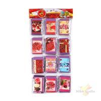 Комплект открыток с конвертами из 120 шт.12*8 см.