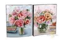 Комплект картин из 2 шт.а+в 40*50 см