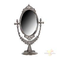 Зеркало настольное 28*18 см