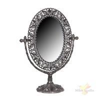 Зеркало настольное 26*19 см