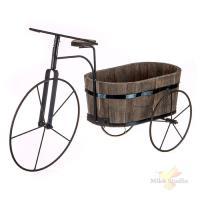 Велосипед-кашпо 75*25*43 см