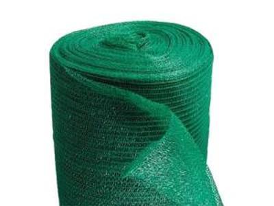 Сетка фасадная (4х25м) 35г/м2 зеленая
