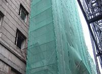 Сетка притеняющая (4х25м) 35г/м2 зеленая