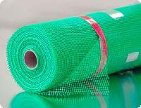 Строительная защитная сетка (4Х50М) 35Г/М2 темно-зеленая