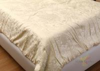 Одеяло 120*150 см, сатин-жаккард, наполнитель шелк 800 г/м.кв