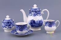 Чайный сервиз на 6 персон 17 пр.