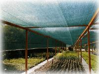 Сетка для защиты от солнечных лучей(4Х100М) 35Г/М2 темно-зеленая