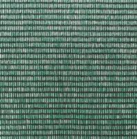 Сетка для затенения растений, теплиц (4Х100М) 35Г/М2 зеленая