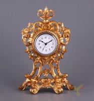 Часы настольные длина 23 см высота 34 см