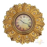 Часы настенные диаметр 58 см