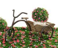 Велосипед-плантатор 70*30*39 см