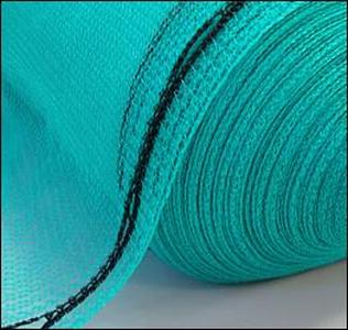 Затеняющая сетка для навесов и теплиц (4Х100М) 80Г/М зеленая