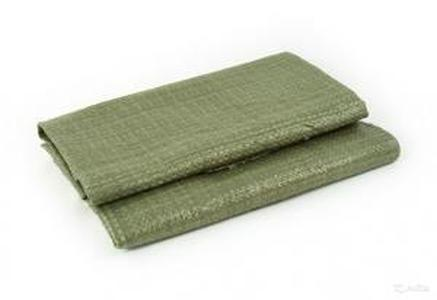 Мешки плетеные 55х95 см зеленый 100шт/уп