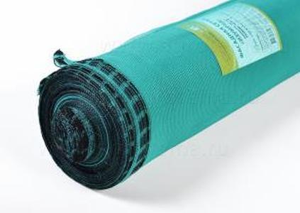 Строительная защитная сетка зеленая