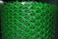 Сетка для ограждения пластиковая 1,2*10М хаки