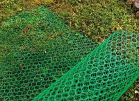 Сетка для ограждения пластиковая 1,9*10М зеленая