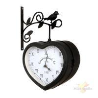 Часы настенные 28*33 см размер циферблата 20*17 см