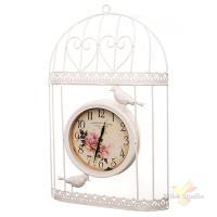 Часы настенные 34,5*54 см диаметр циферблата 20 см