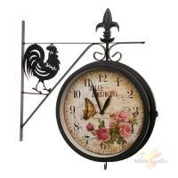 Часы настенные, диаметр циферблата 25 см