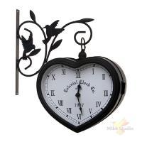 Часы настенные, размер циферблата 20*17 см