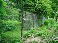 Забор садовый пластиковый1,9*25М зеленый