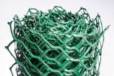 Сетка для ограждения пластиковая 1,5*10М хаки 70*58
