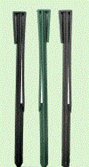 Крепления для фиксирования бордюрной ленты29СМ 6шт/уп Хаки