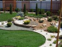 Лента бордюрная садовая для грядок 10СМ, 10М коричневая