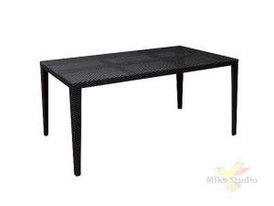 Садовая мебель: стол (150*85*75см столешница стекло 5мм.) (комплектуется: 7430033)