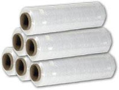 Стрейч пленка упаковочная 0,45м 17 мк 1,6кг