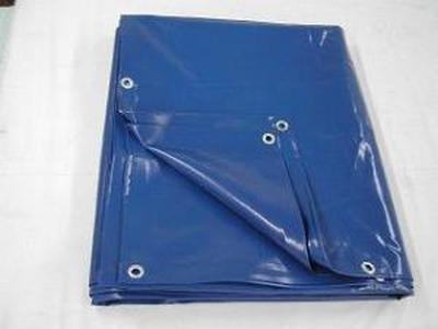 Тент строительный Тарпаулин 10Х12М 180Г/М.КВ синий