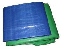 Тент строительный Тарпаулин 10Х15М 180Г/М.КВ синий