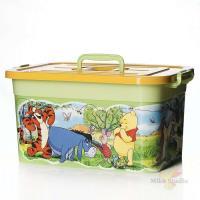 Ящик 15 л Disney (Принцессы, Винни, Мини Маус, Мики Маус), 415 х 220 х 270 мм