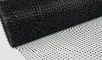 Пластиковая сетка для защиты от кротов 2*30м чернаяГ-8