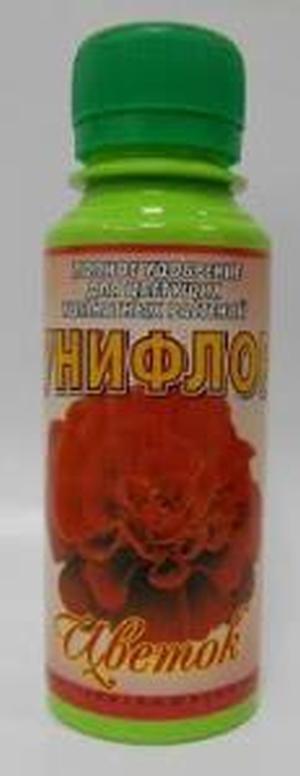 """""""Унифлор"""" минеральное удобрение100 мл"""