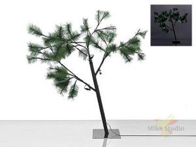 """Фигура декоративная (с подсветкой) """"Дерево"""" h=100см. (112 светодиодов, функция постоянного свечения,"""