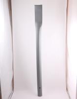 Столбик кабельный СКТ-1,6м диаметр 83мм серый 'Кабель'