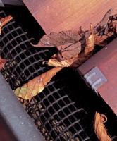 Сетки для защиты водосточных систем от мусора0,4*9мЧернаяФ-7